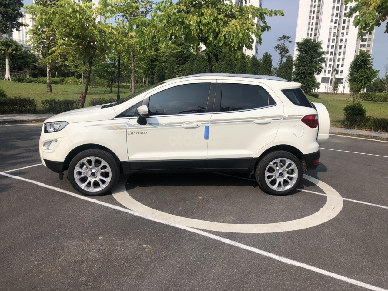 Bán xe Ford Ecosport Titanium 1.5L AT 2019, xe giao ngay, hỗ trợ các thủ tục, hỗ trợ trả góp 80% (2)