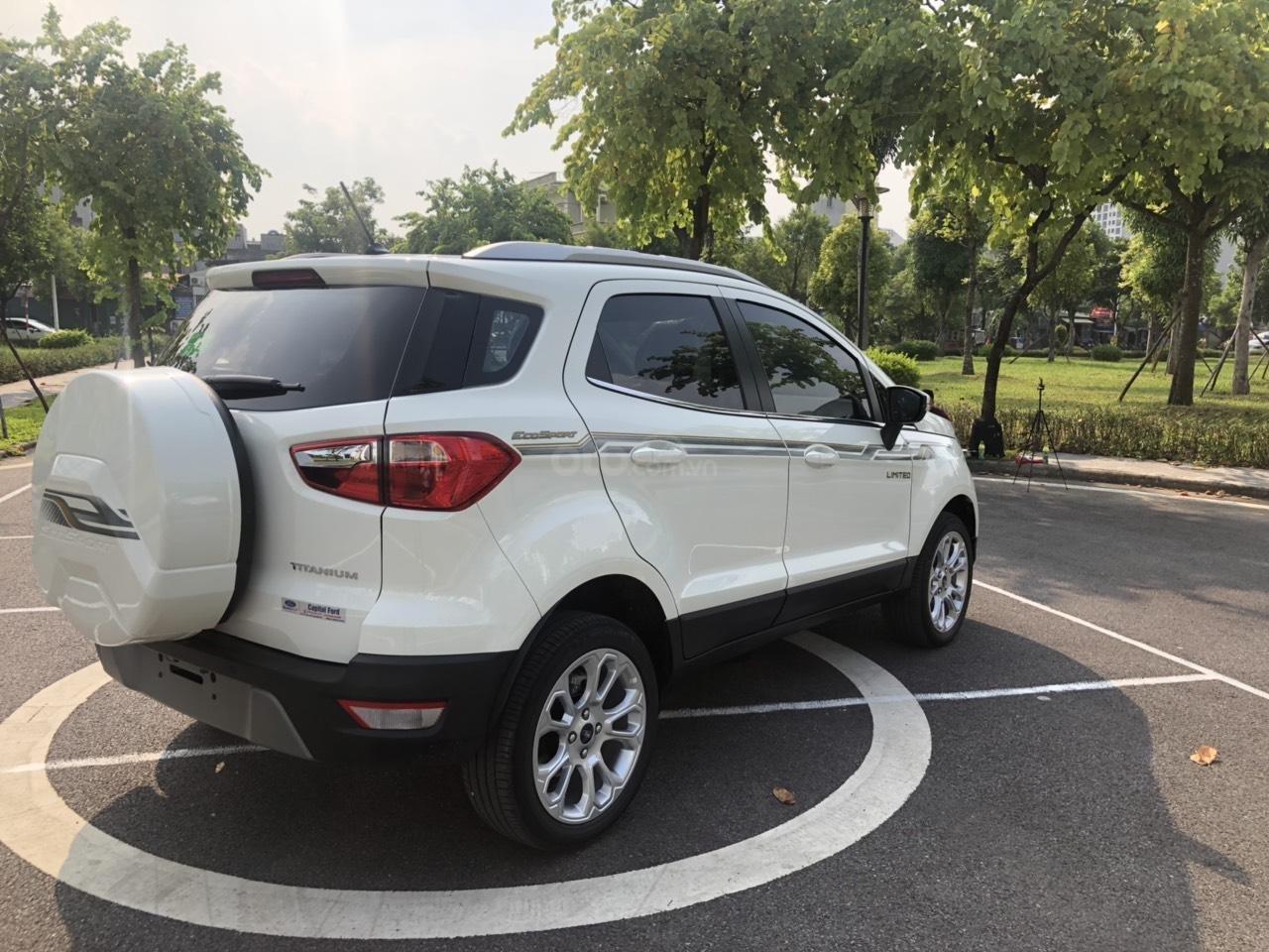 Bán xe Ford Ecosport Titanium 1.5L AT 2019, xe giao ngay, hỗ trợ các thủ tục, hỗ trợ trả góp 80% (9)
