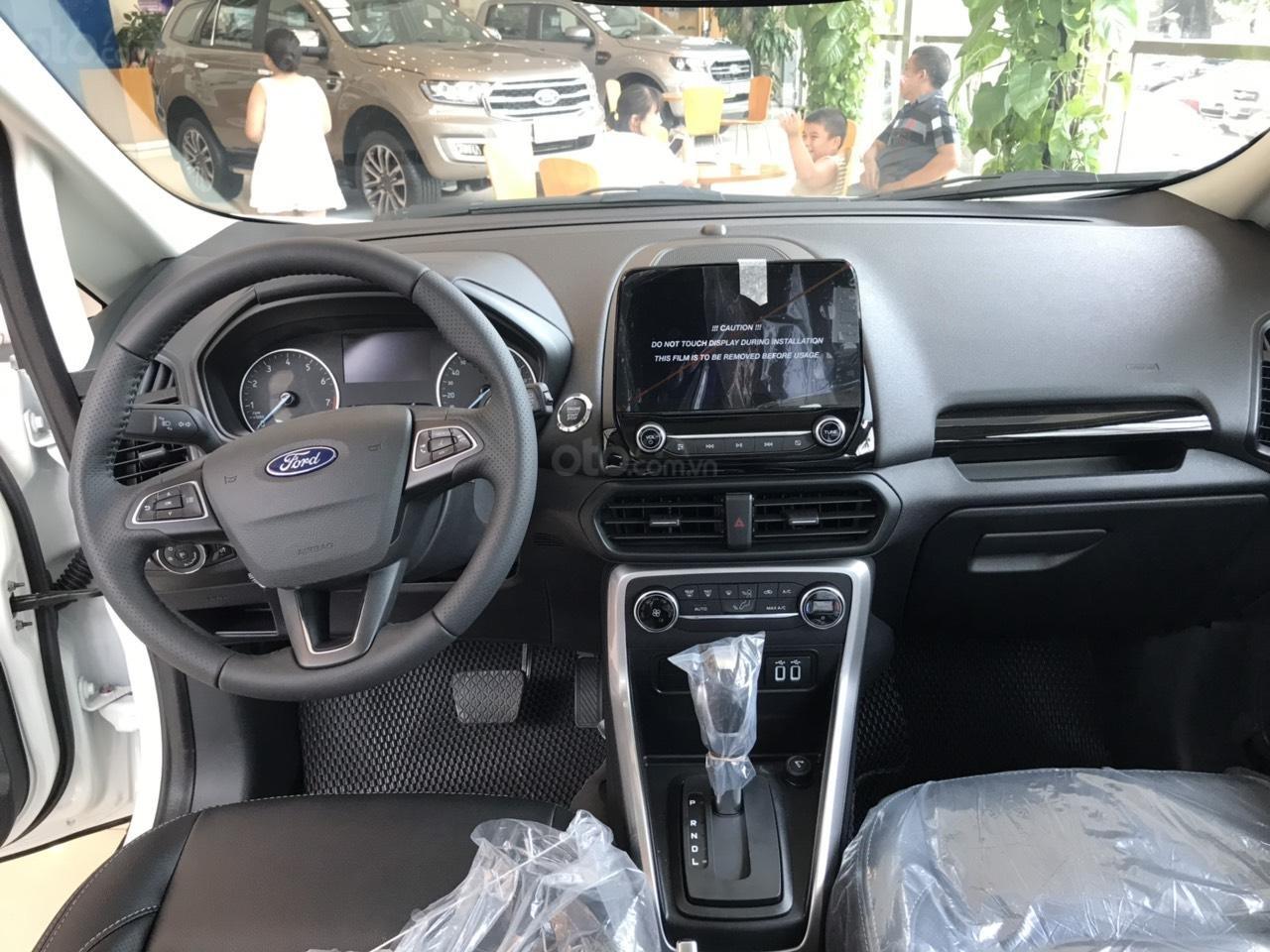 Bán xe Ford Ecosport Titanium 1.5L AT 2019, xe giao ngay, hỗ trợ các thủ tục, hỗ trợ trả góp 80% (6)