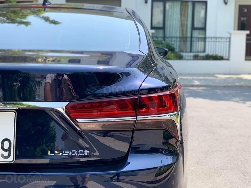 Cần bán Lexus LS 500h đời 2018, màu xanh lam, xe nhập (6)