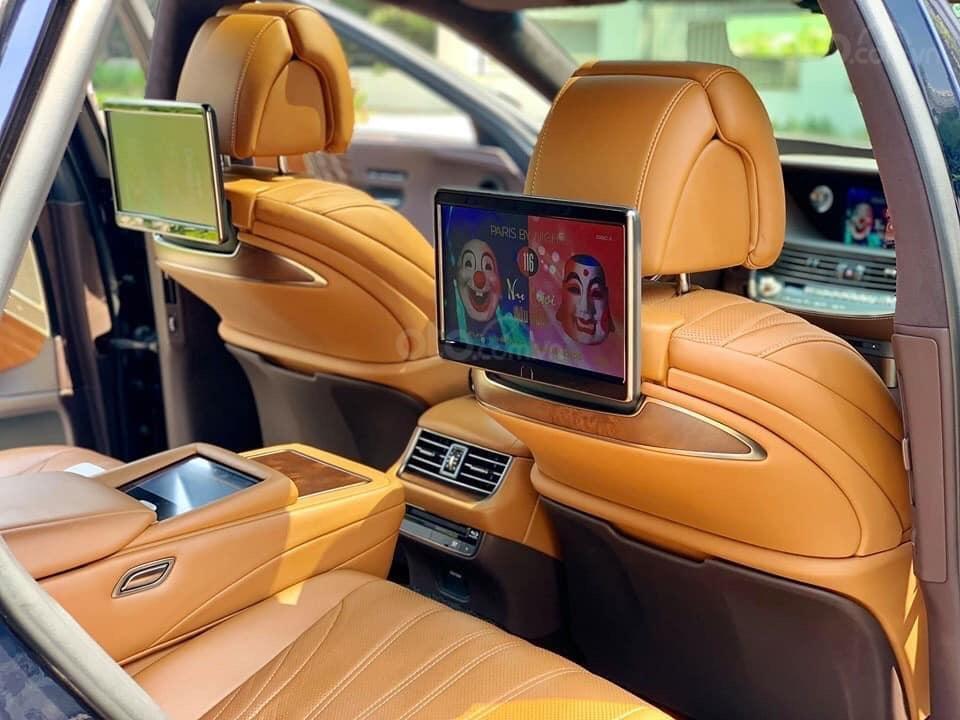 Cần bán Lexus LS 500h đời 2018, màu xanh lam, xe nhập (8)