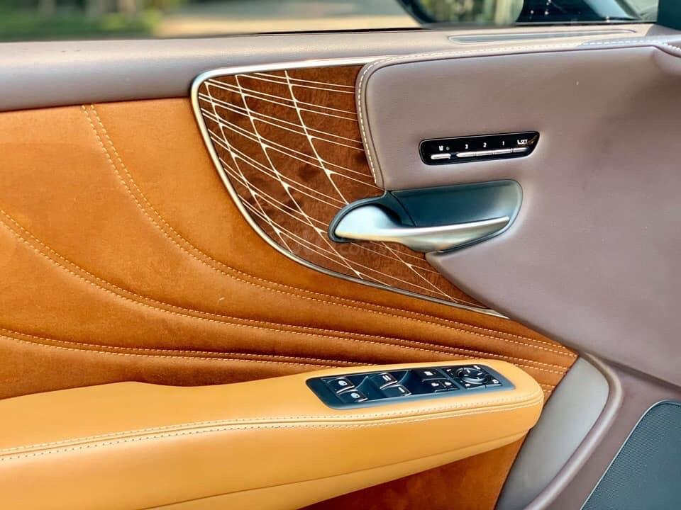 Cần bán Lexus LS 500h đời 2018, màu xanh lam, xe nhập (9)
