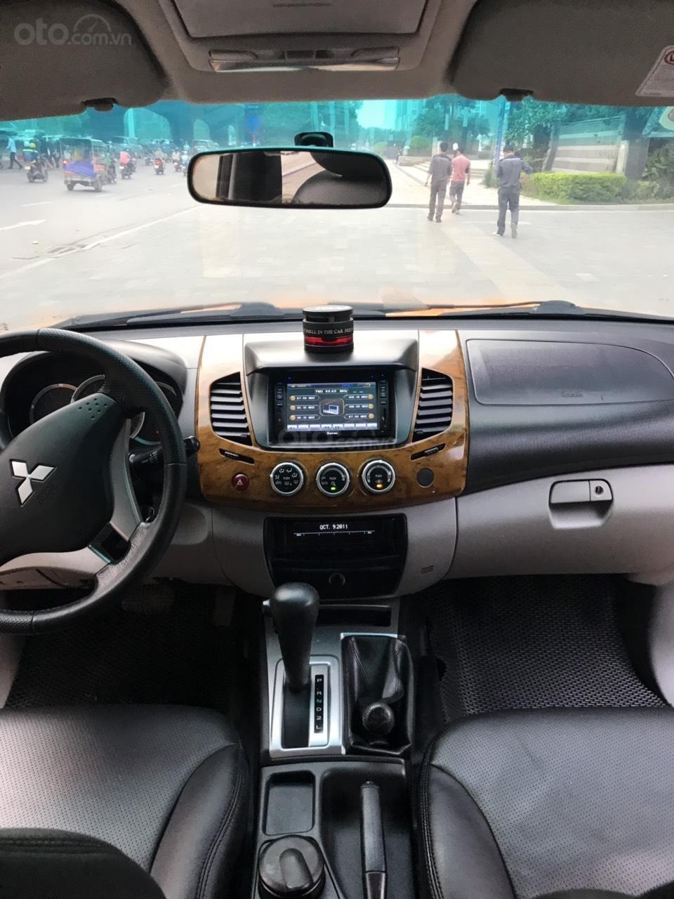 Bán ô tô Mitsubishi Triton GLS sản xuất 2011, nhập khẩu (4)