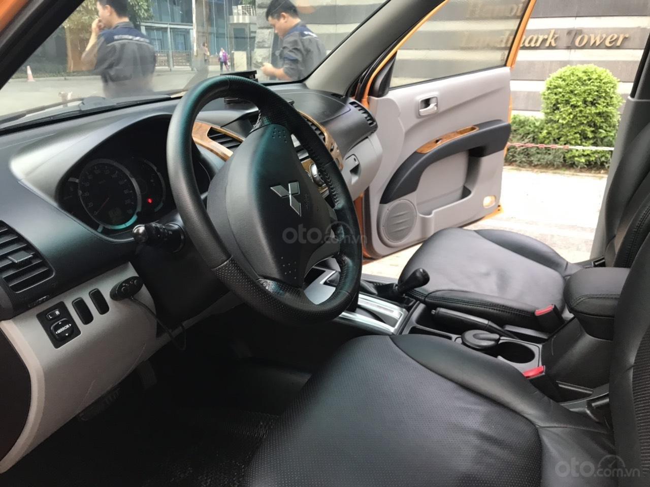 Bán ô tô Mitsubishi Triton GLS sản xuất 2011, nhập khẩu (6)