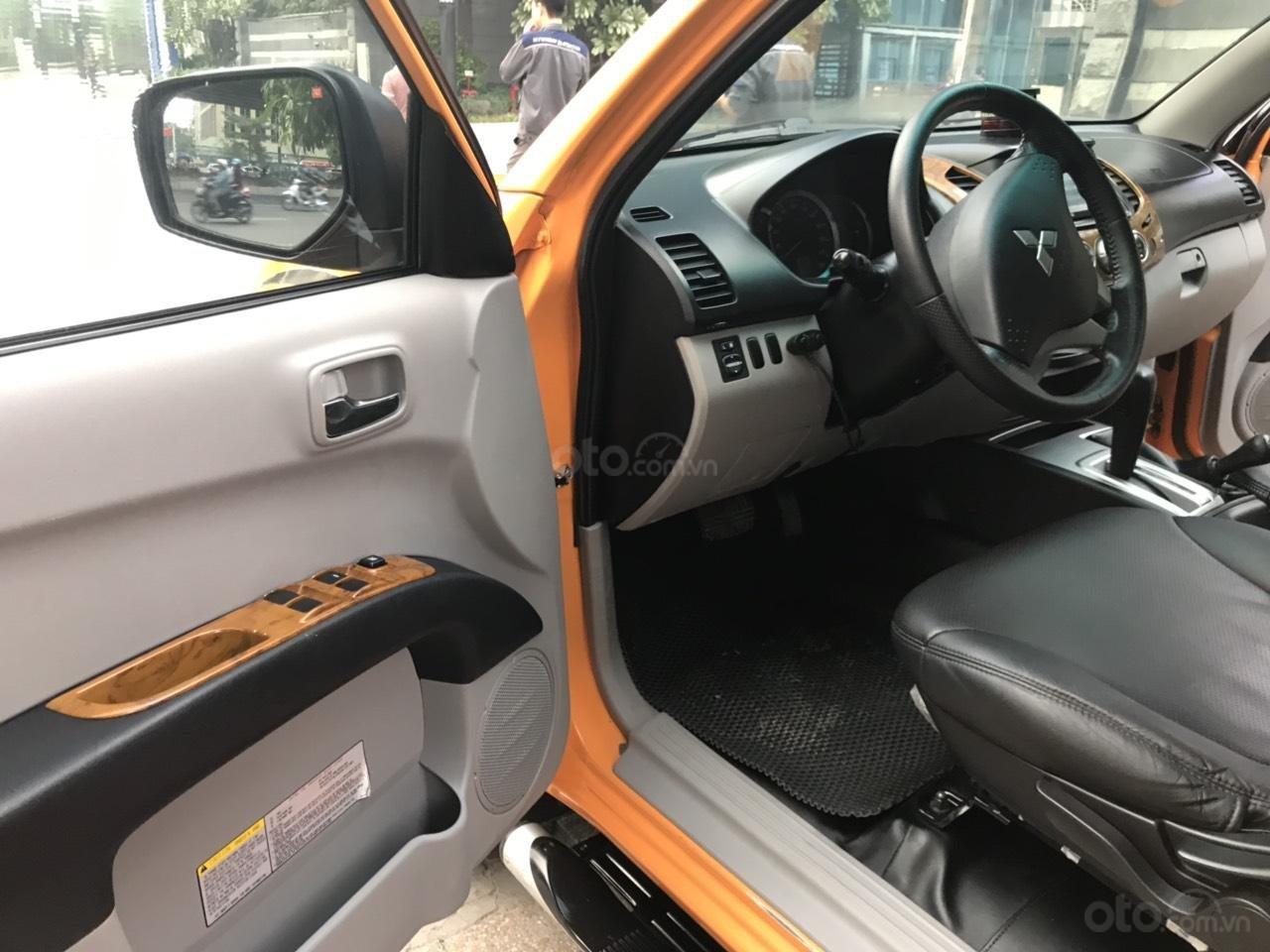 Bán ô tô Mitsubishi Triton GLS sản xuất 2011, nhập khẩu (5)
