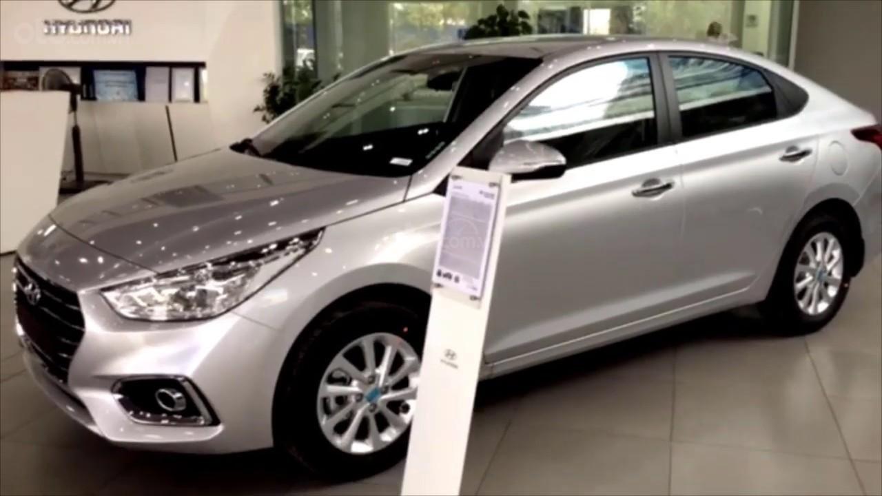 Bán Hyundai Accent 1.4AT, màu bạc, giao ngay, chỉ cần 160 triệu đồng (2)