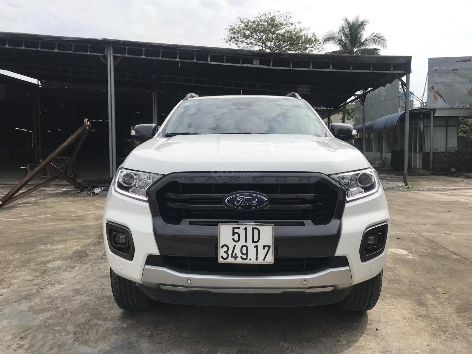 City Ford Used Car bán Ford Ranger 2.0 Biturbo 2018 ĐK 2019, trả góp (1)