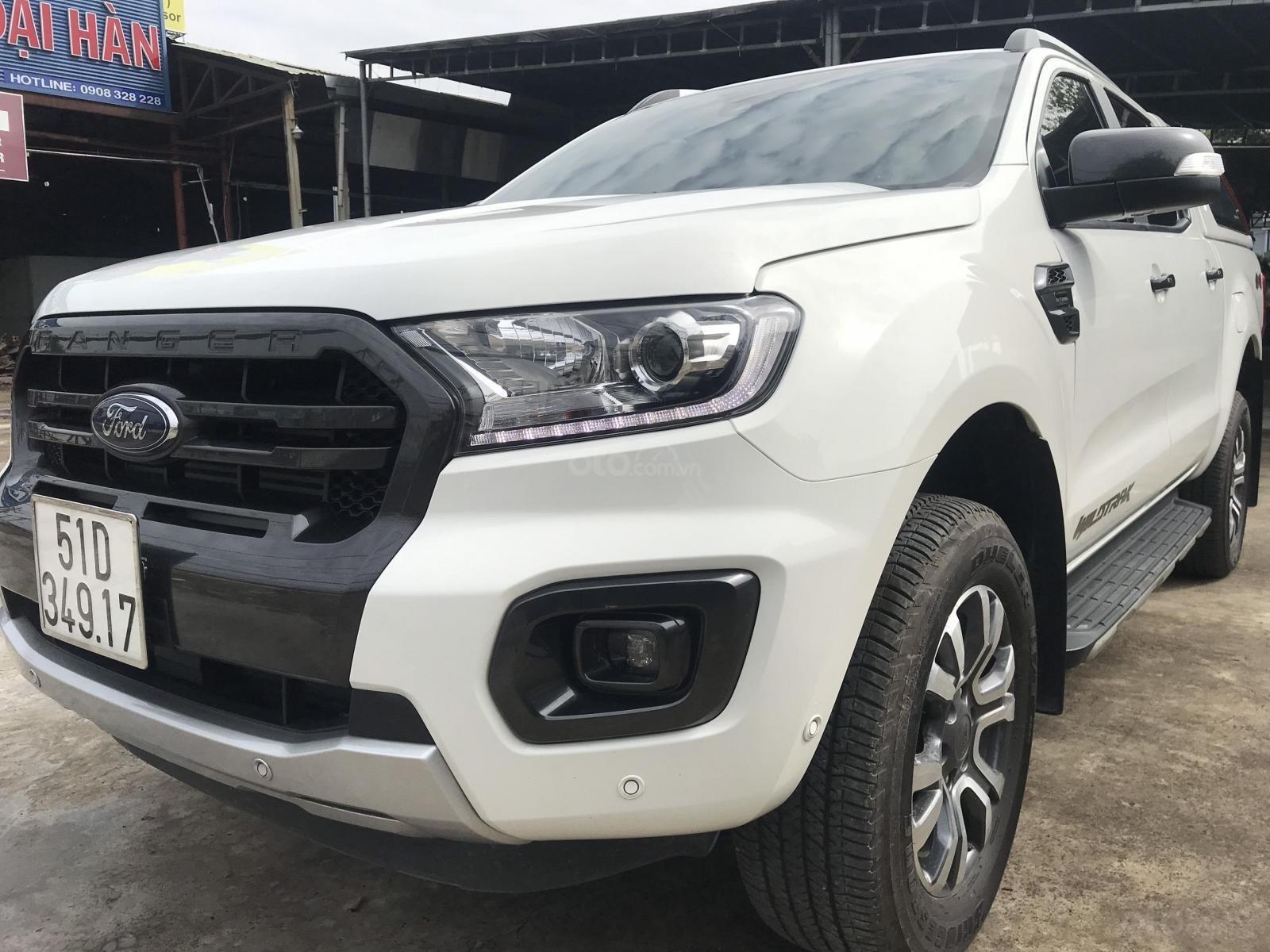 City Ford Used Car bán Ford Ranger 2.0 Biturbo 2018 ĐK 2019, trả góp (4)