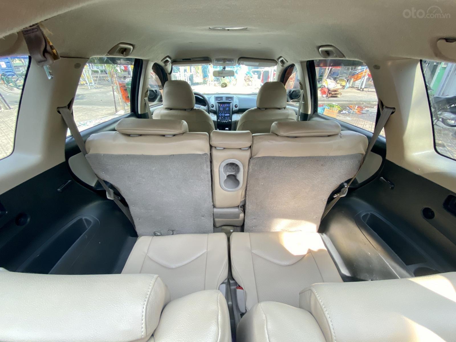 Cần bán gấp Toyota RAV4 2007, màu đen, xe nhập xe gia đình (9)