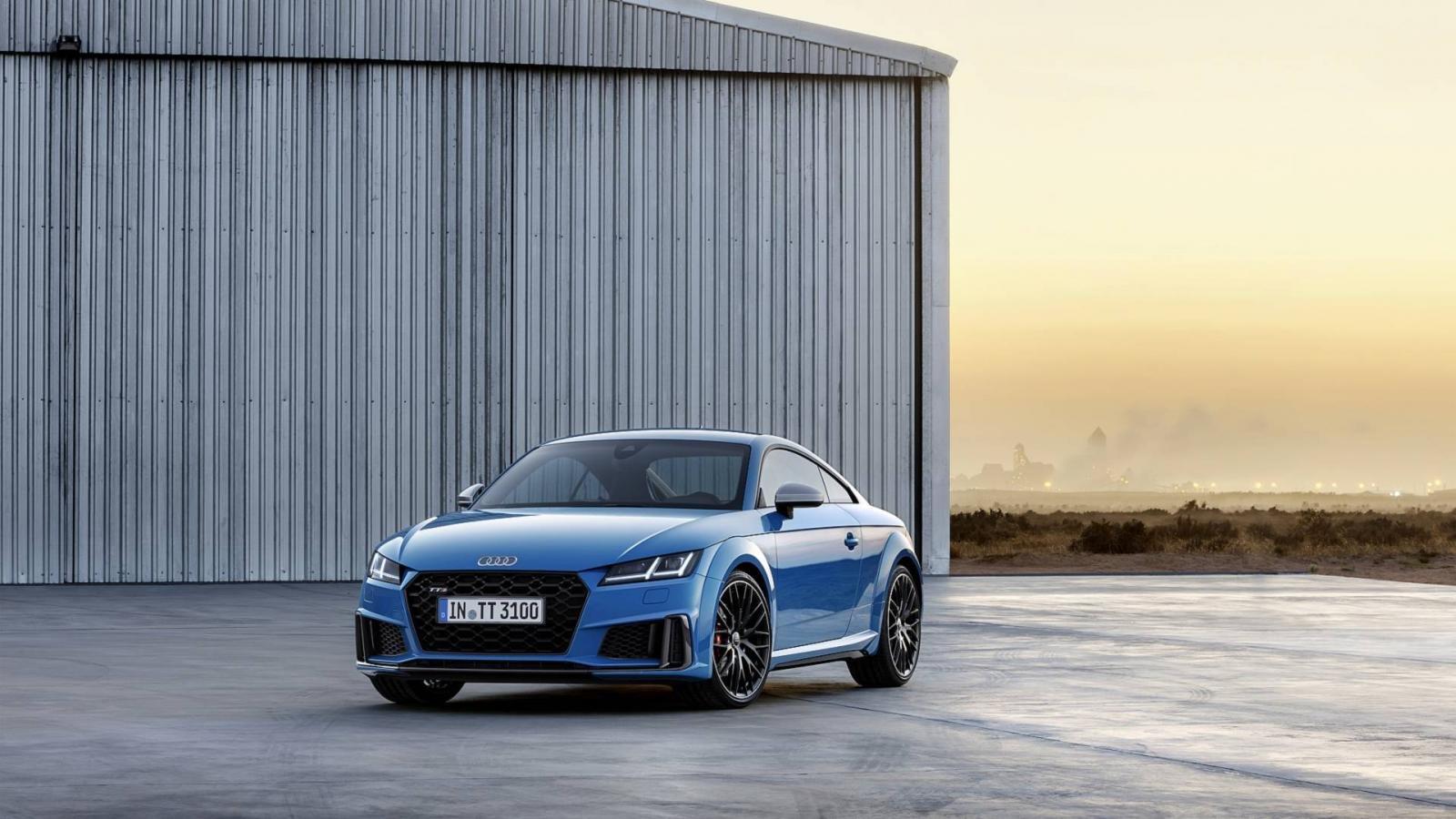 Audi TTS 2019.