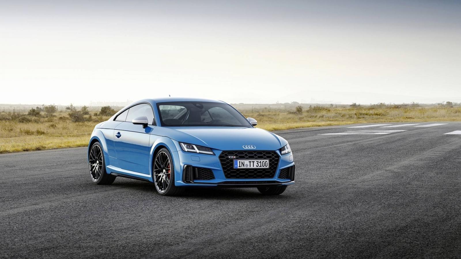 Audi TTS 2019..