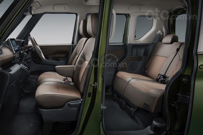 [TMS 2019] Mitsubishi Super Height K-Wagon concept - Tích hợp các tính năng lái hiện đại
