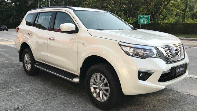 Đánh giá Nissan Terra 2019