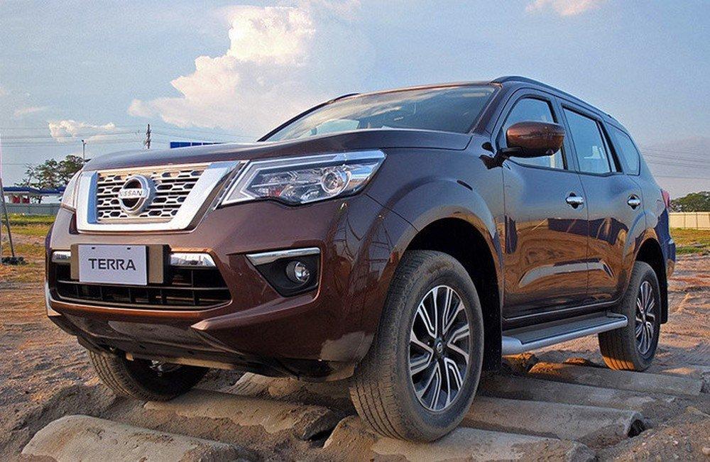 Nissan tera là mẫu xe được đánh giá là có kích thước tốt nhất phân khúc