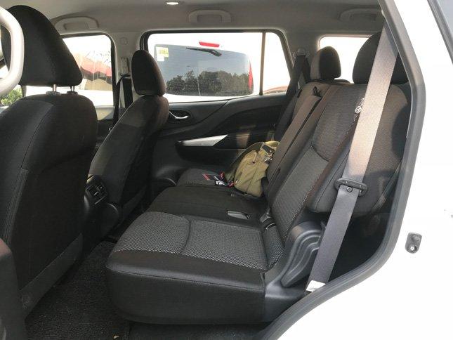 Trang bị an toàn đủ nhiều cho Nissan Terra