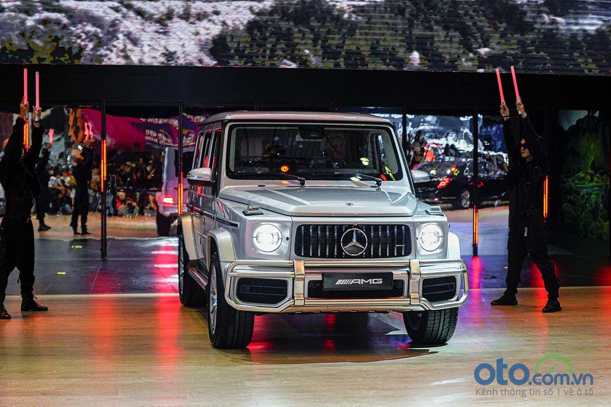 """[VMS 2019] Mercedes-AMG G 63 2019 """"chào sân"""" ấn tượng, chốt giá hơn 10,6 tỷ đồng a1"""