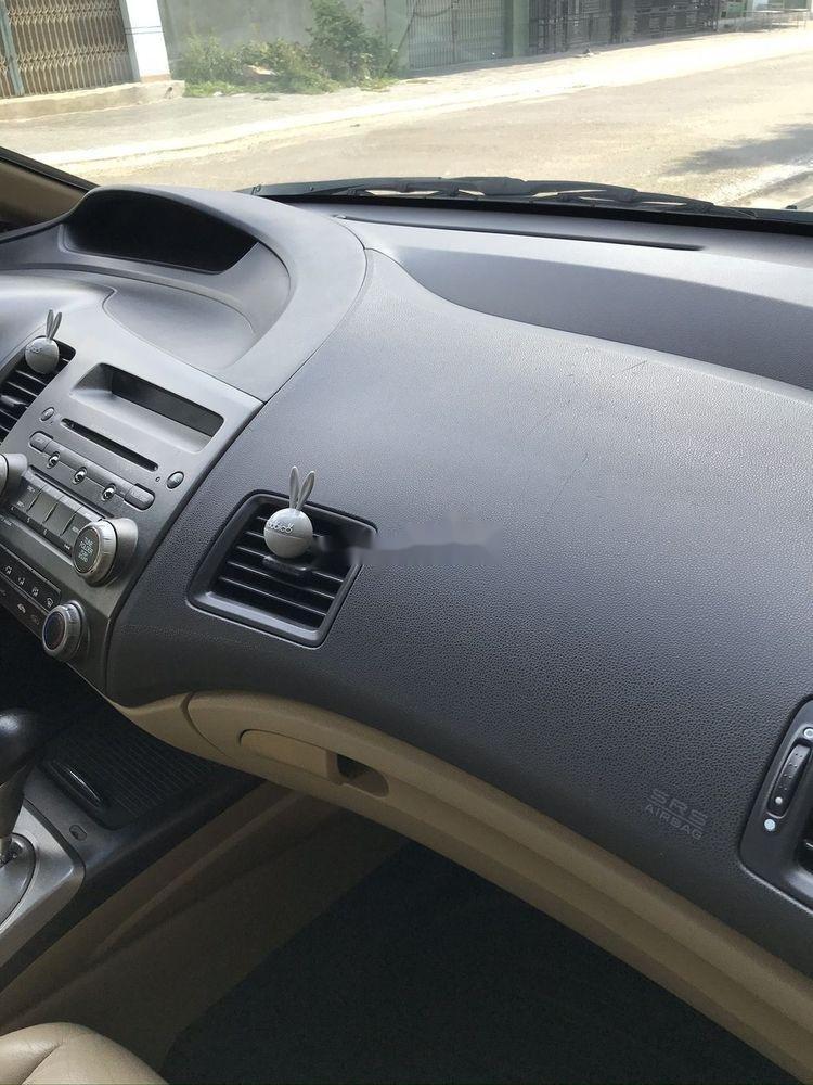 Bán Honda Civic 1.8AT năm 2008, màu bạc, 322 triệu (3)