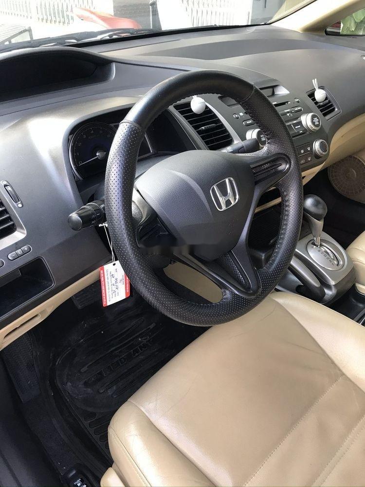 Bán Honda Civic 1.8AT năm 2008, màu bạc, 322 triệu (5)