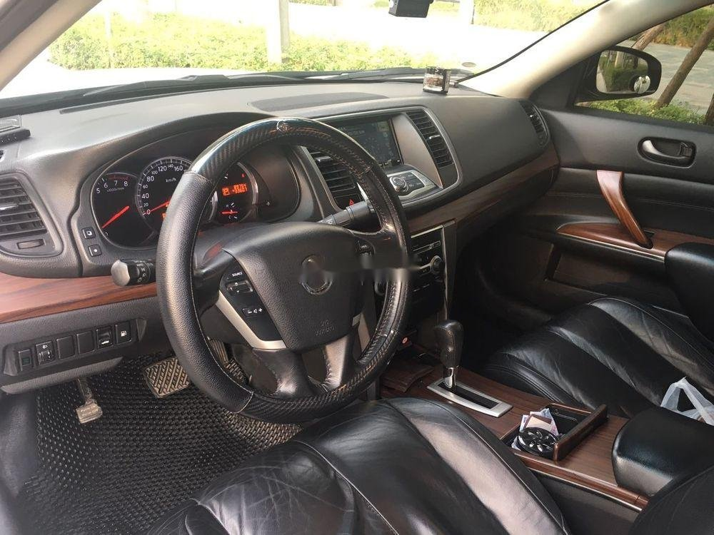 Cần bán gấp Nissan Teana AT năm 2010, màu trắng, nhập khẩu, 475 triệu (6)
