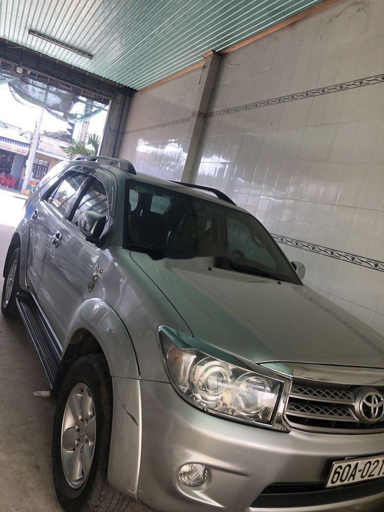 Bán Toyota Fortuner năm 2011 chính chủ (1)