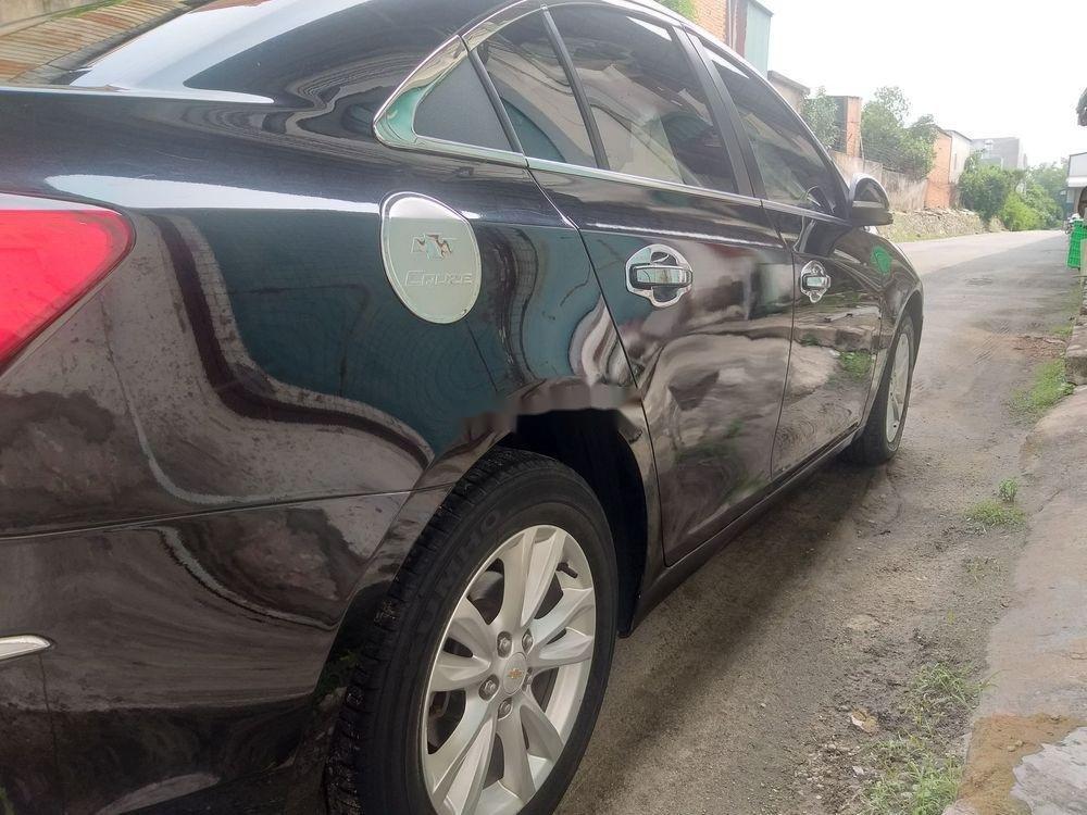 Bán Chevrolet Cruze đời 2016, màu đen xe gia đình, 375 triệu, còn nguyên bản (6)