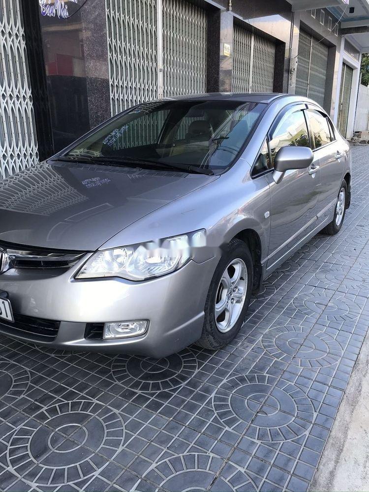 Bán Honda Civic 1.8AT năm 2008, màu bạc, 322 triệu (8)