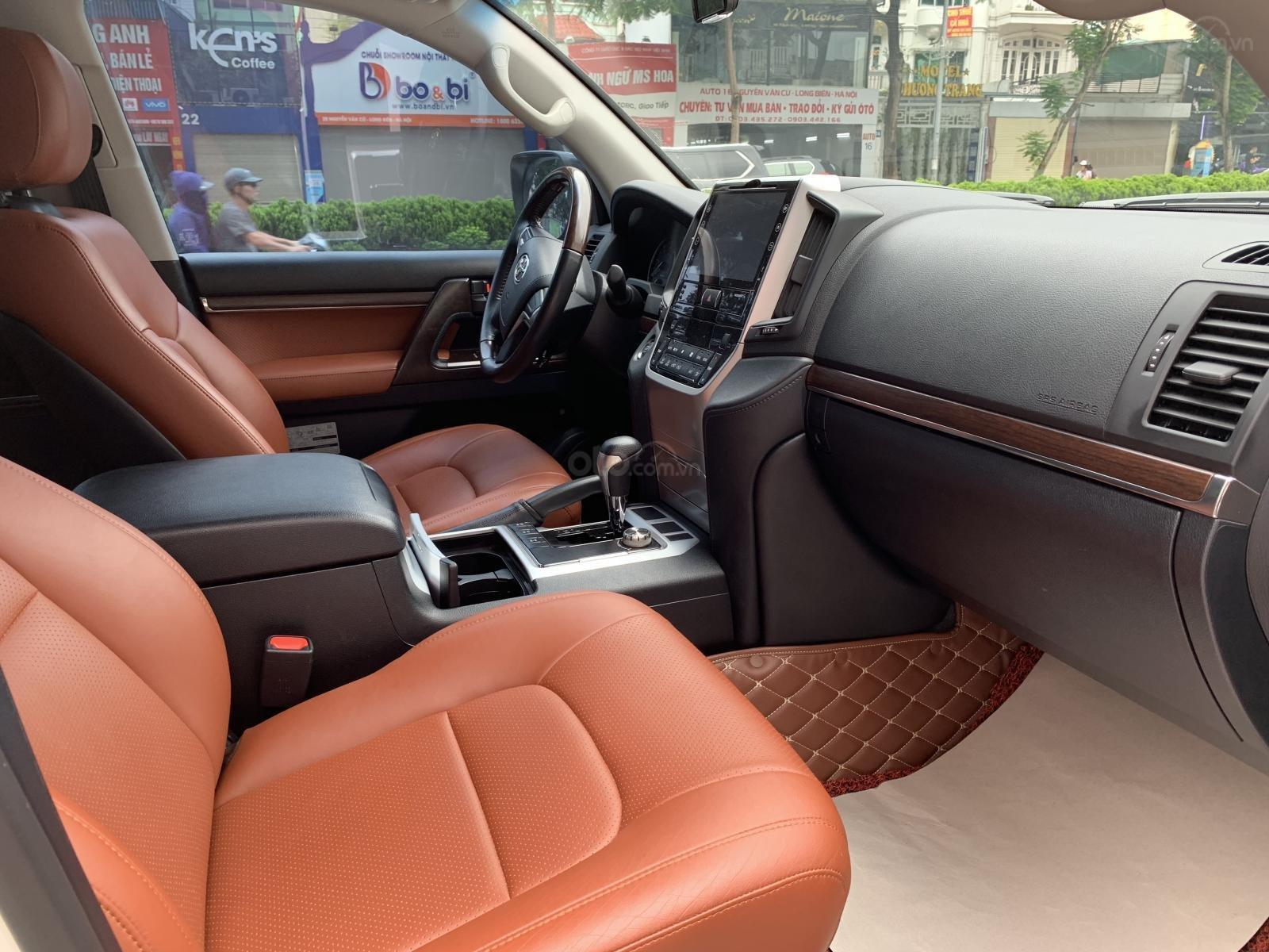 Bán xe Toyota Land Cruiser 4.5 2016, màu trắng, nhập khẩu nguyên chiếc (6)