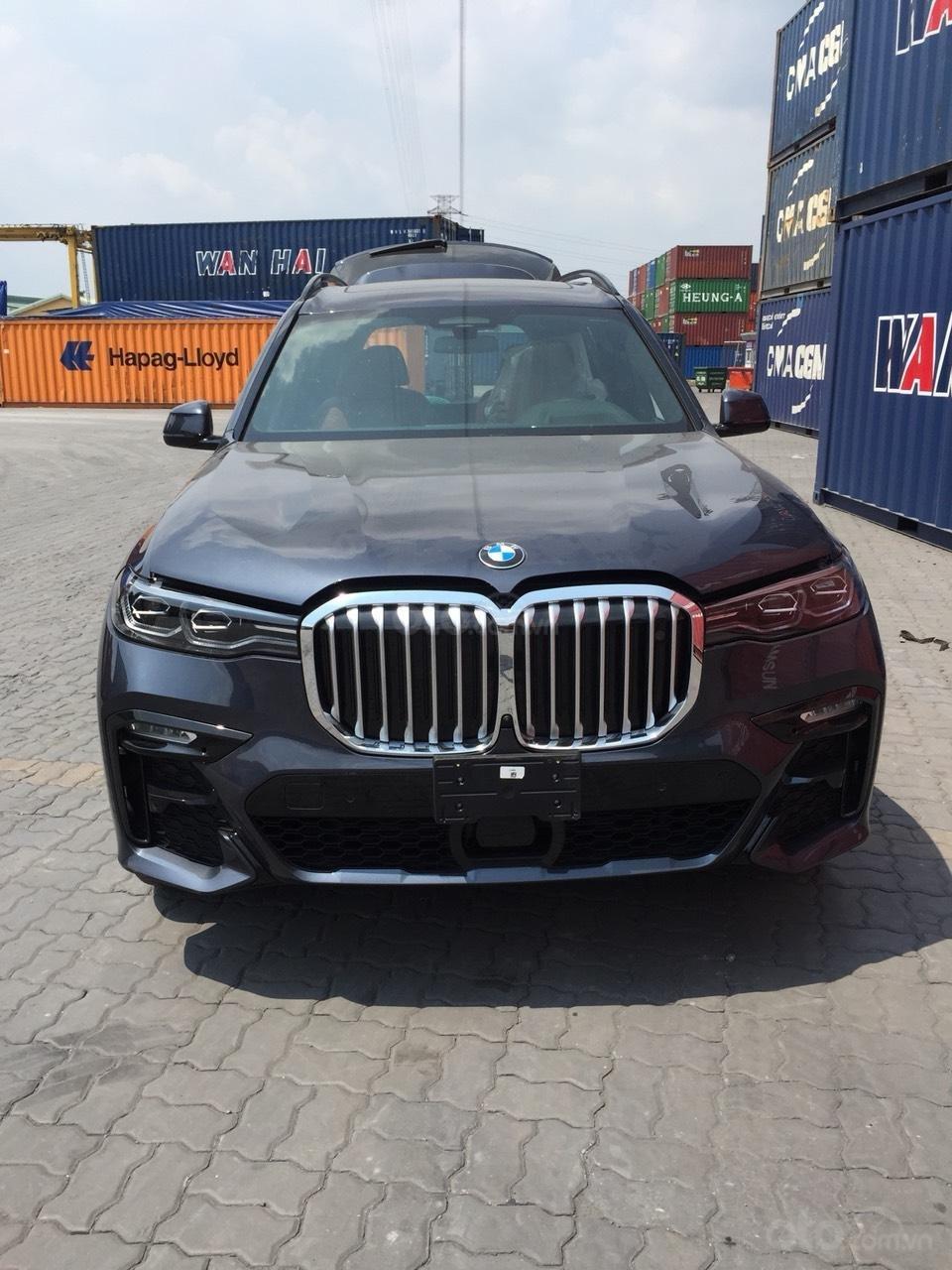 Bán BMW X7 M-sport xdrive 40i, đủ màu giao ngay, xe full option, nhận ép biển đẹp (1)