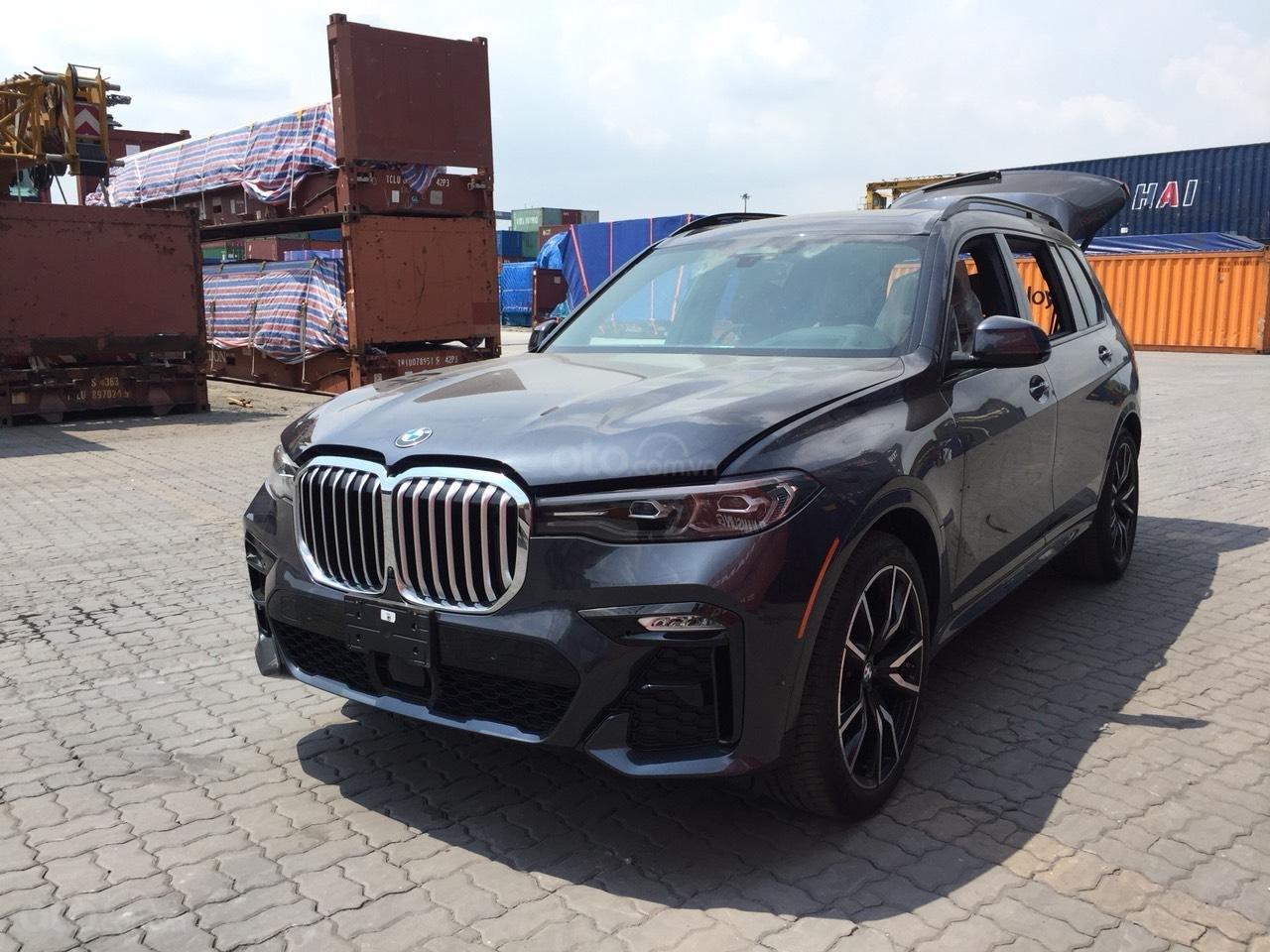 Bán BMW X7 M-sport xdrive 40i, đủ màu giao ngay, xe full option, nhận ép biển đẹp (2)