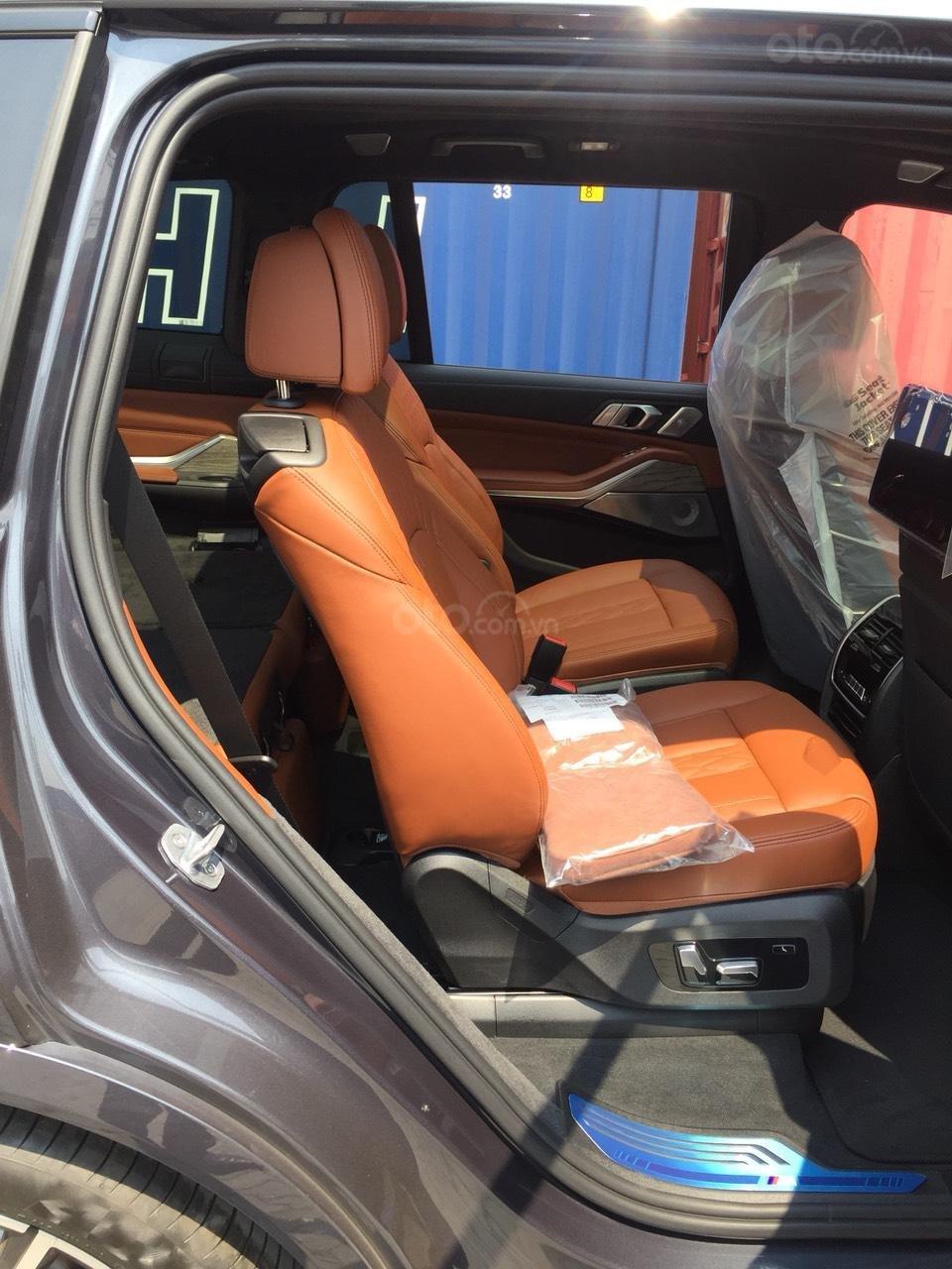 Bán BMW X7 M-sport xdrive 40i, đủ màu giao ngay, xe full option, nhận ép biển đẹp (5)