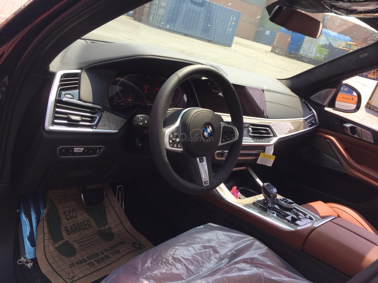 Bán BMW X7 M-sport xdrive 40i, đủ màu giao ngay, xe full option, nhận ép biển đẹp (12)