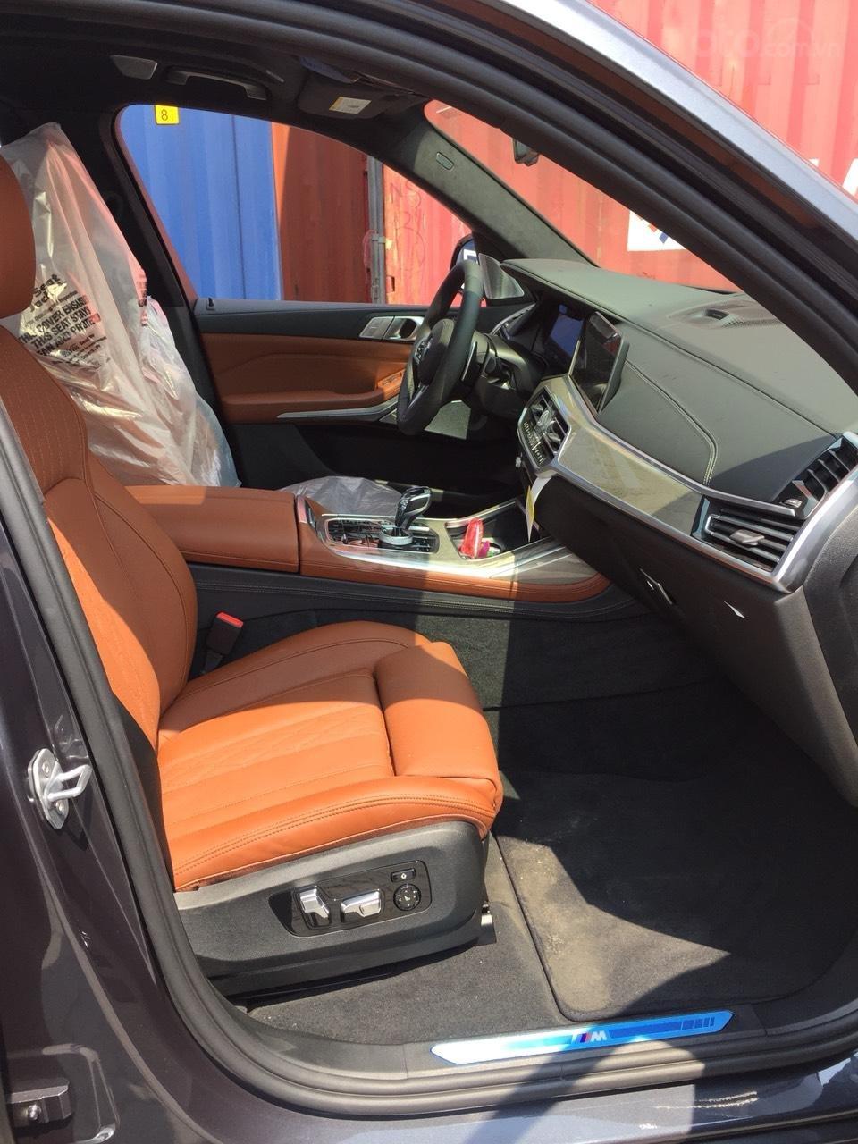 Bán BMW X7 M-sport xdrive 40i, đủ màu giao ngay, xe full option, nhận ép biển đẹp (15)