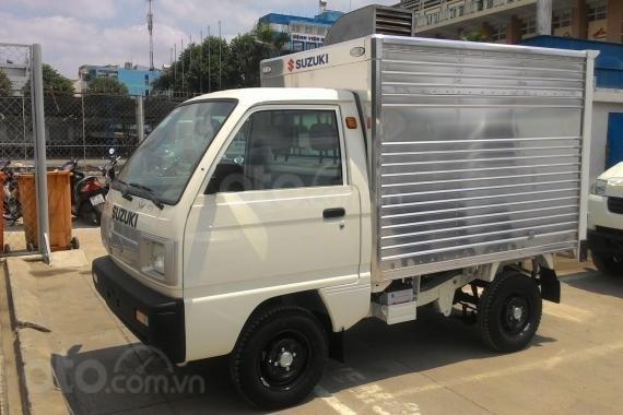 Bán xe Suzuki Super Carry Truck đời 2019, màu trắng, nhập khẩu nguyên chiếc, 235tr (2)