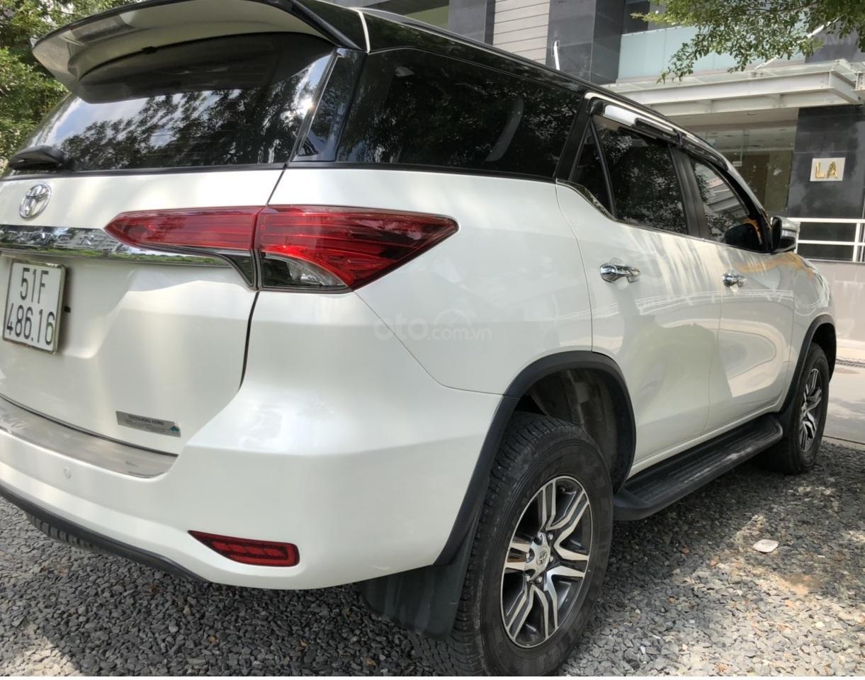 City Ford Used Car bán Toyota Fortuner 2.7V (4x2) năm 2017 nhập khẩu trả góp, xe còn bảo hành hãng (2)