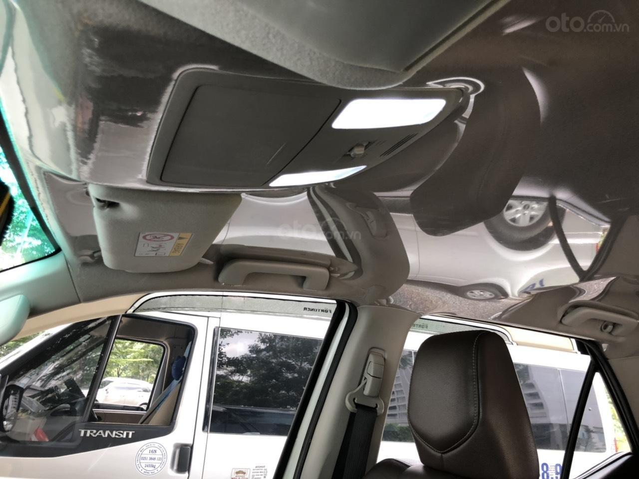 City Ford Used Car bán Toyota Fortuner 2.7V (4x2) năm 2017 nhập khẩu trả góp, xe còn bảo hành hãng (6)