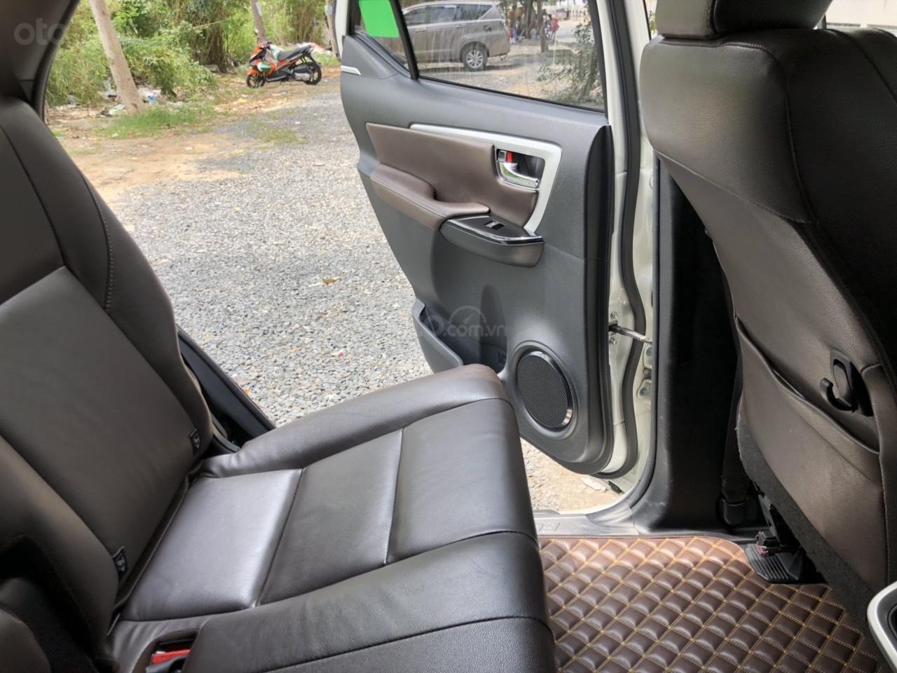City Ford Used Car bán Toyota Fortuner 2.7V (4x2) năm 2017 nhập khẩu trả góp, xe còn bảo hành hãng (5)