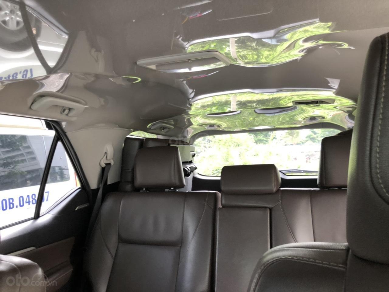 City Ford Used Car bán Toyota Fortuner 2.7V (4x2) năm 2017 nhập khẩu trả góp, xe còn bảo hành hãng (7)