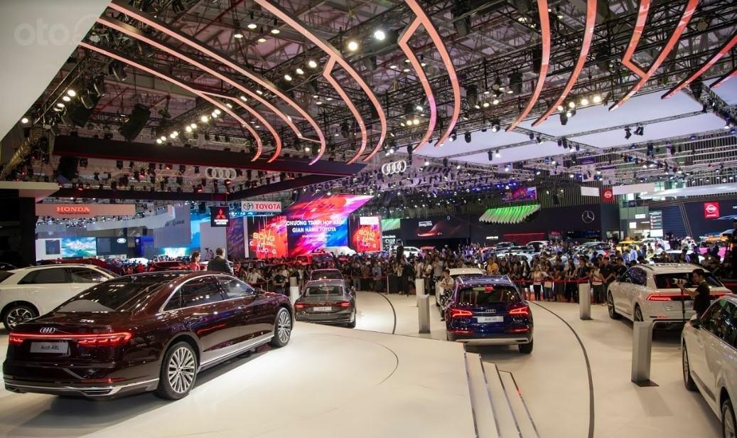"""Audi Việt Nam: """"Lượng xe mới tại triển lãm VMS 2019 mới là khởi đầu""""."""