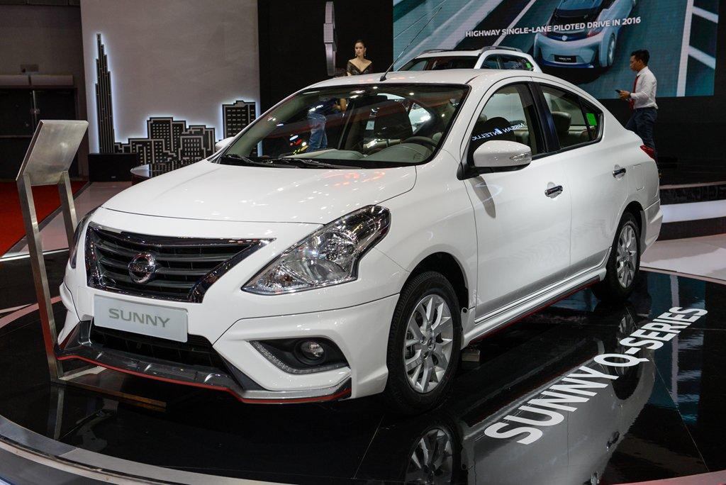 Nissan Sunny 2021: Giá xe Sunny mới nhất kèm giá lăn bánh & khuyến mãi (01/2021)