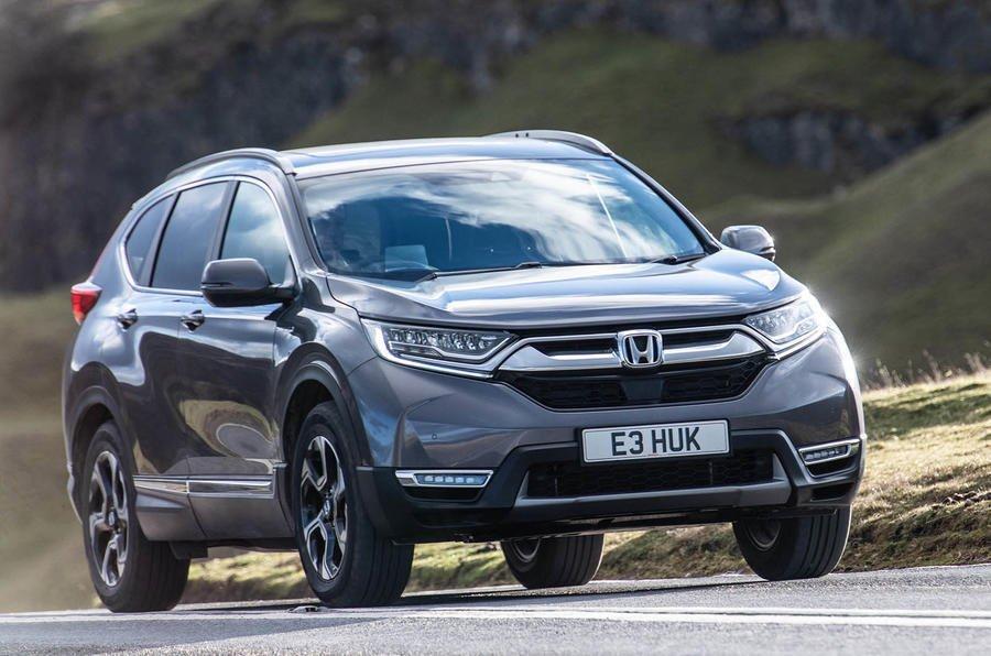 Honda CR-V Hybrid.