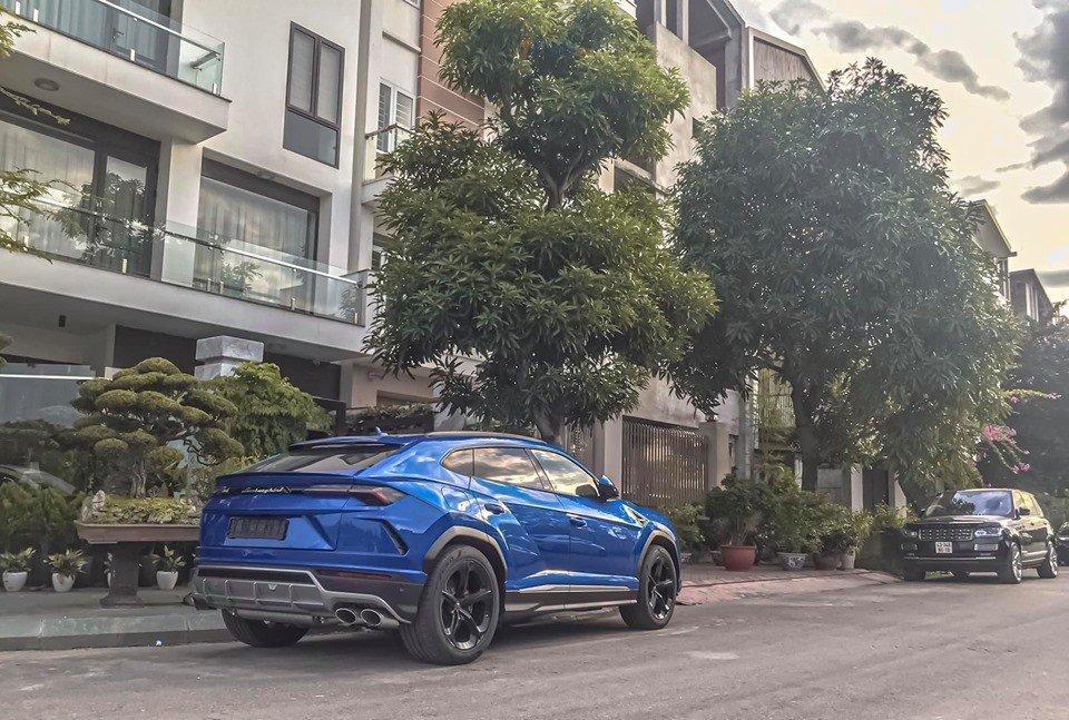 Đại gia Hải Phòng âm thầm tậu Lamborghini Urus thứ 5 a2
