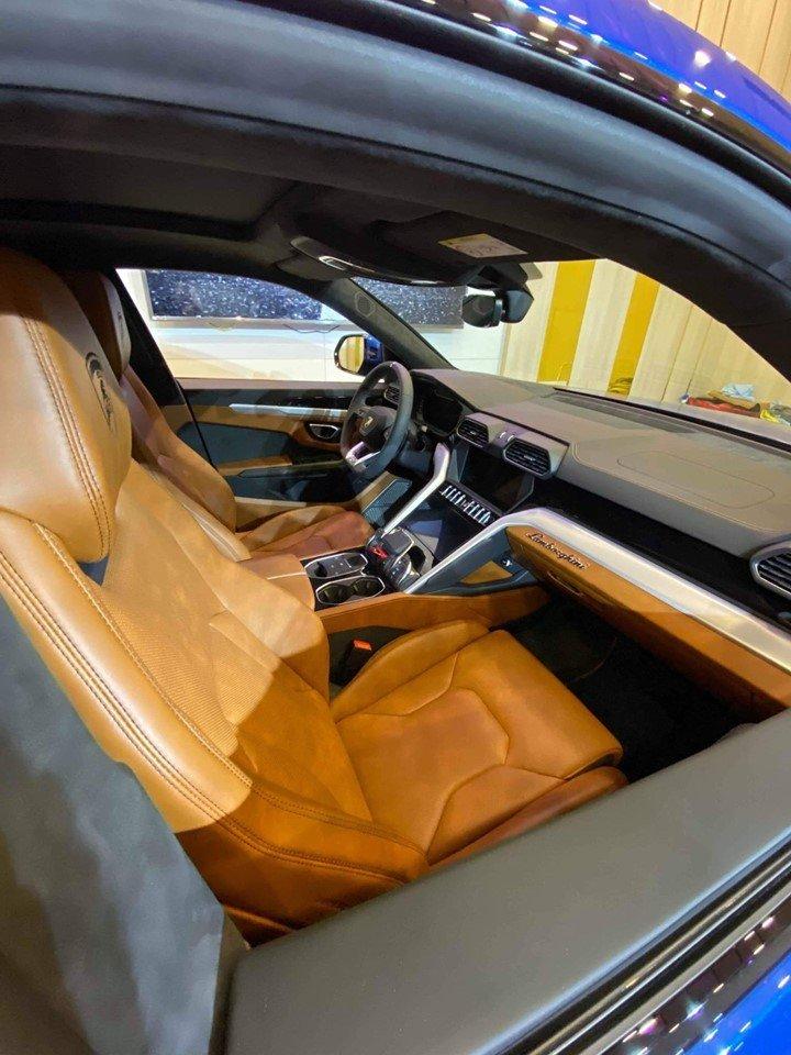 Đại gia Hải Phòng âm thầm tậu Lamborghini Urus thứ 5 a9