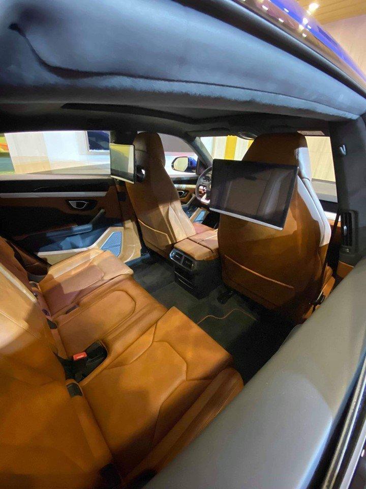 Đại gia Hải Phòng âm thầm tậu Lamborghini Urus thứ 5 a7