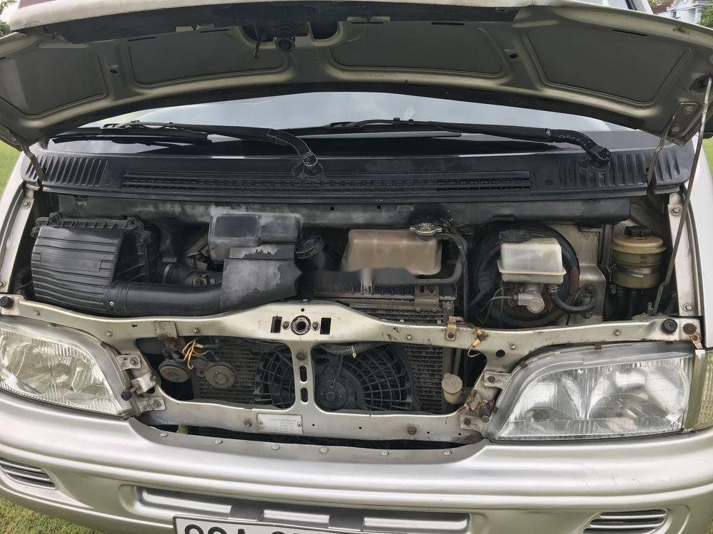 Cần bán gấp Mercedes MB sản xuất năm 2002, màu bạc (11)