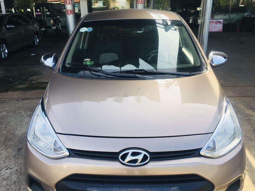 Bán Hyundai Grand i10 đời 2014, chính chủ, giá 250tr (1)