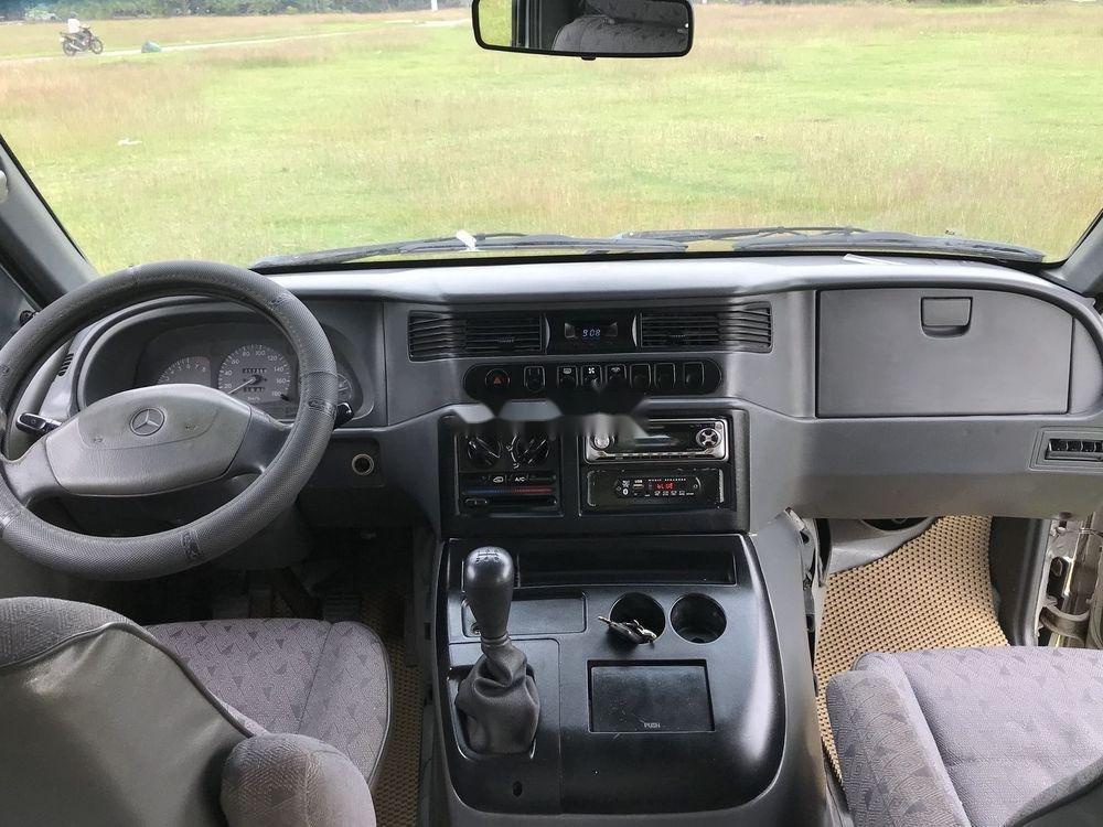 Cần bán gấp Mercedes MB sản xuất năm 2002, màu bạc (8)