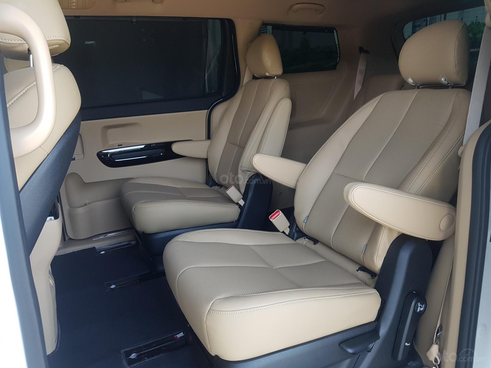 Bán ô tô Kia Sedona 2019, màu bạc (6)