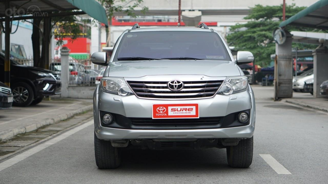 Bán Toyota Fortuner 2.7V (4x4) sản xuất năm 2012 (6)