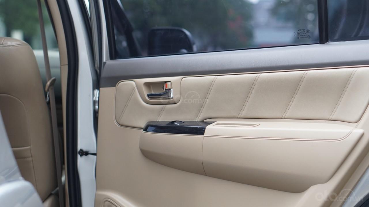 Bán Toyota Fortuner 2.7V (4x4) sản xuất năm 2012 (7)
