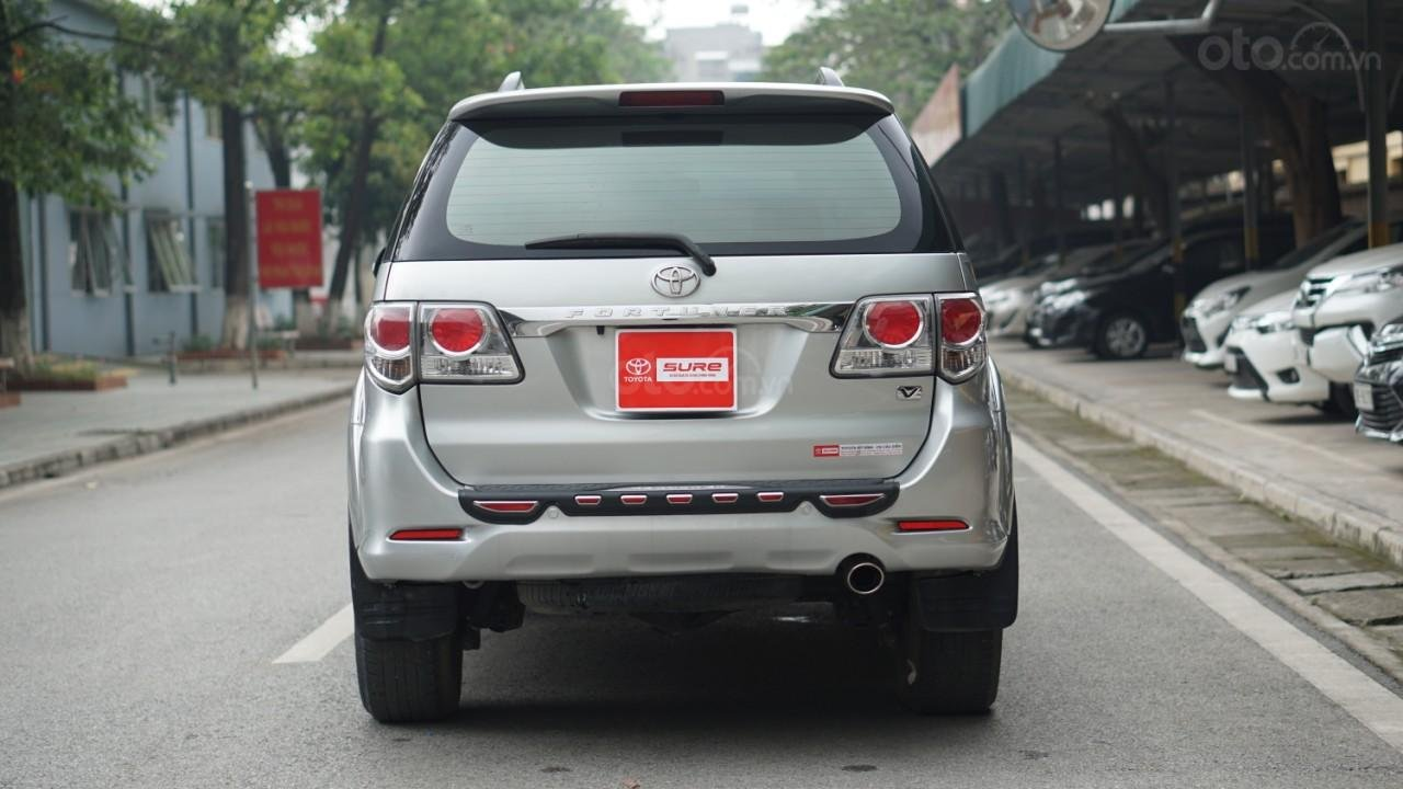 Bán Toyota Fortuner 2.7V (4x4) sản xuất năm 2012 (8)